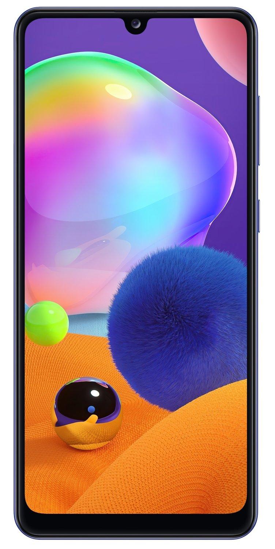 Смартфон Samsung Galaxy A31 4/128Gb Prism Crush Blue фото 2