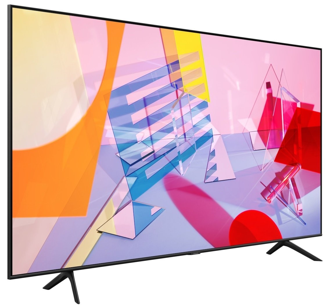 Телевизор SAMSUNG QLED QE75Q60T (QE75Q60TAUXUA) фото 4