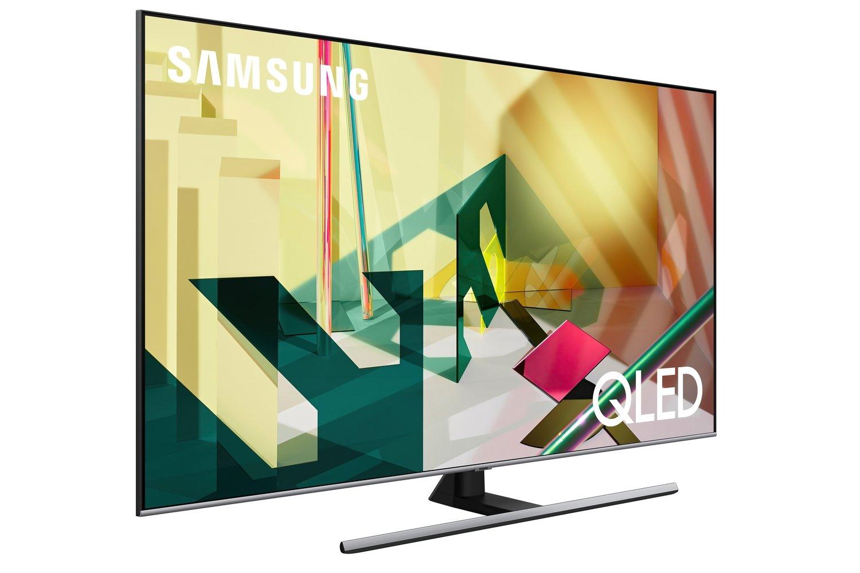 Телевизор SAMSUNG QLED QE65Q77T (QE65Q77TAUXUA) фото 4