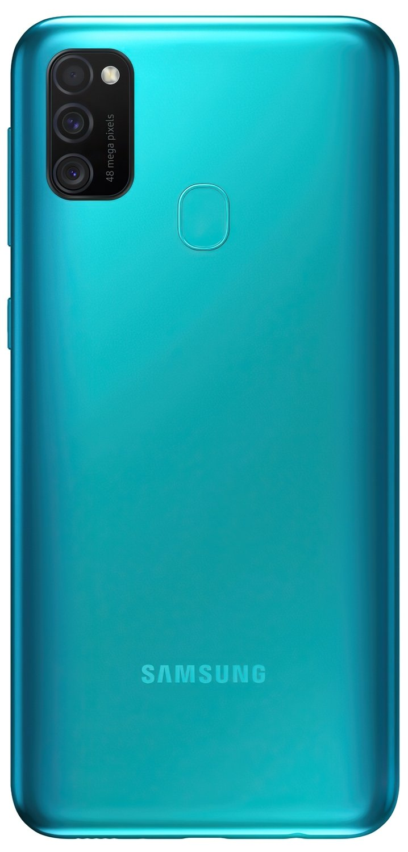 Смартфон Samsung Galaxy М21 M215/64 Green фото 2