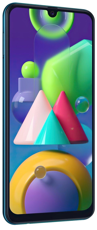 Смартфон Samsung Galaxy М21 M215/64 Green фото 3