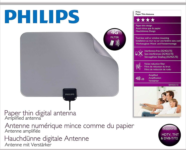 Антенна цифрового ТВ Philips SDV5231 фото 2