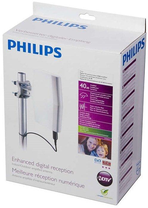 Антенна цифрового ТВ Philips SDV8622 фото 4