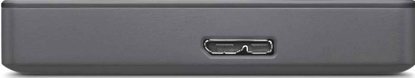 "Жесткий диск SEAGATE 2.5"" USB3.0 Basic 1TB Gray (STJL1000400) фото"
