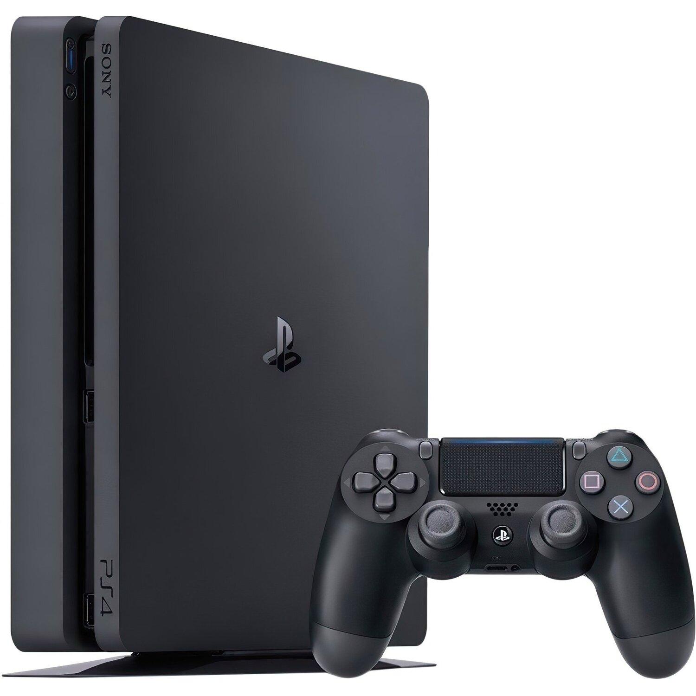 Игровая консоль PlayStation 4 Slim 1Tb (Days Gone + God Of War + The Last of Us + PSPlus 3M) (9382102) фото 2