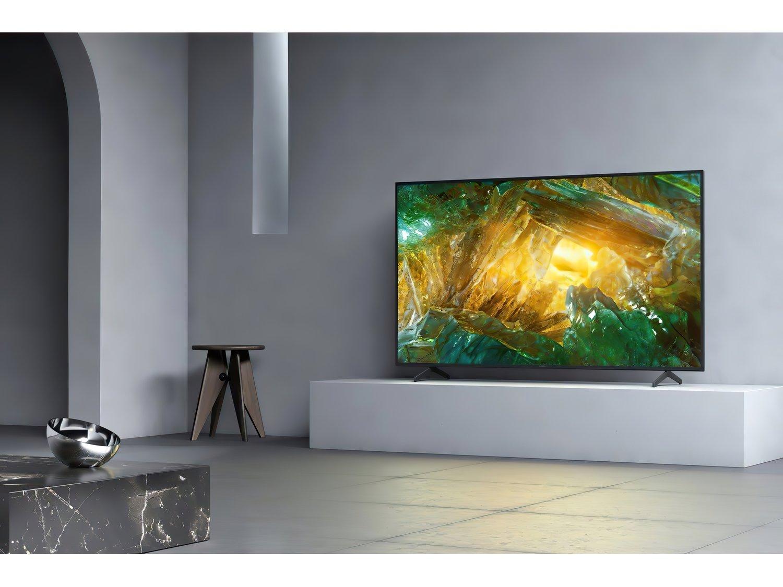 Телевизор SONY 49XH8096 (KD49XH8096BR) фото 7