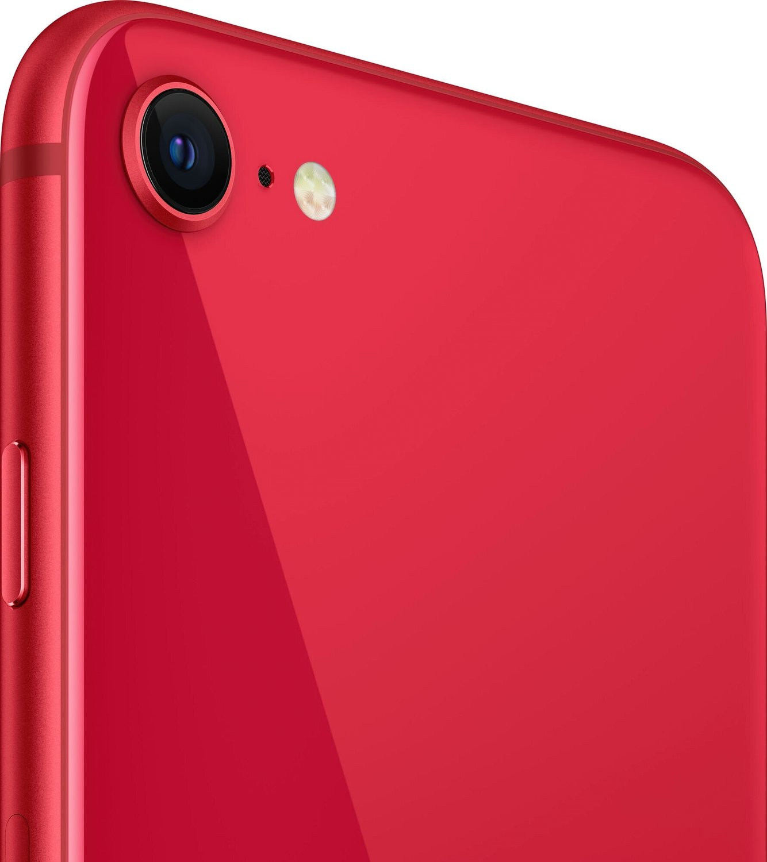 Смартфон Apple iPhone SE 2020 64GB (PRODUCT)RED (slim box) (MHGR3) фото