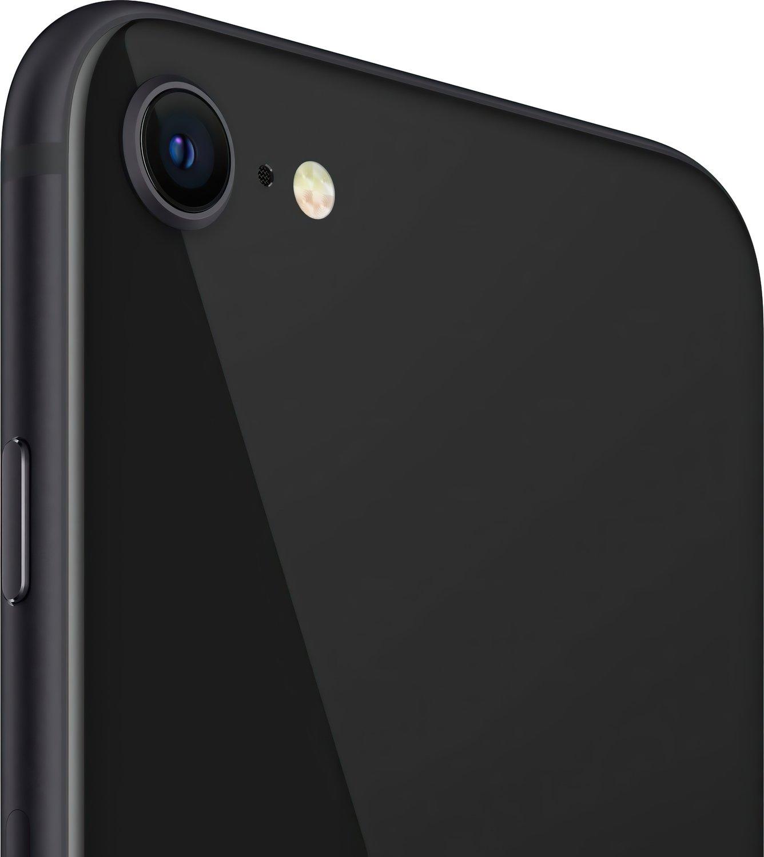Смартфон Apple iPhone SE 2020 64GB Black (slim box) (MHGP3) фото
