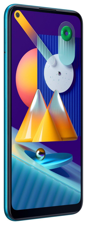Смартфон Samsung Galaxy M11 M115/32Gb Blue фото 3