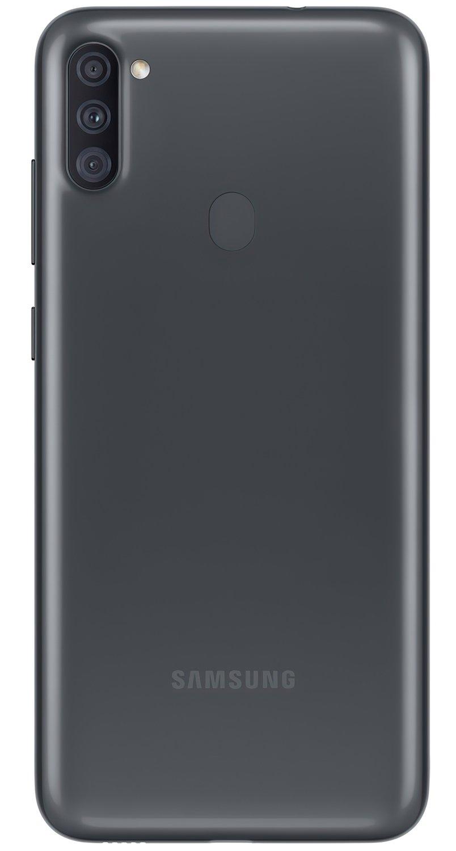 Смартфон Samsung Galaxy A11 Black фото 2