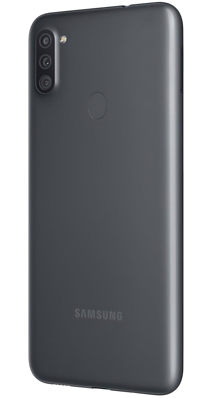 Смартфон Samsung Galaxy A11 Black фото 3