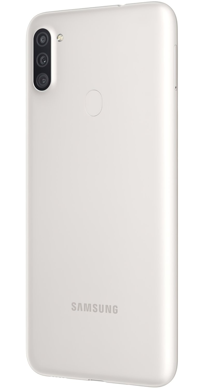 Смартфон Samsung Galaxy A11 White фото