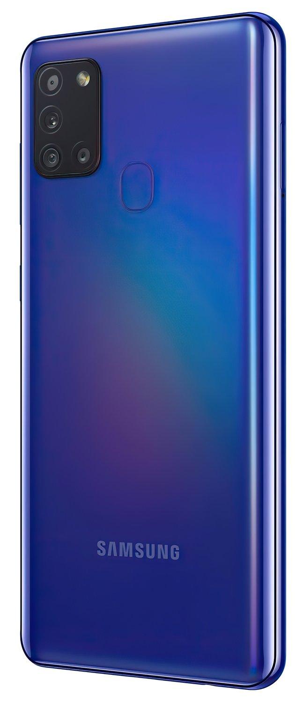 Смартфон Samsung Galaxy A21s 32Gb Blue фото