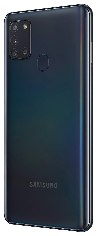 Смартфон Samsung Galaxy A21s 32Gb Black фото 4