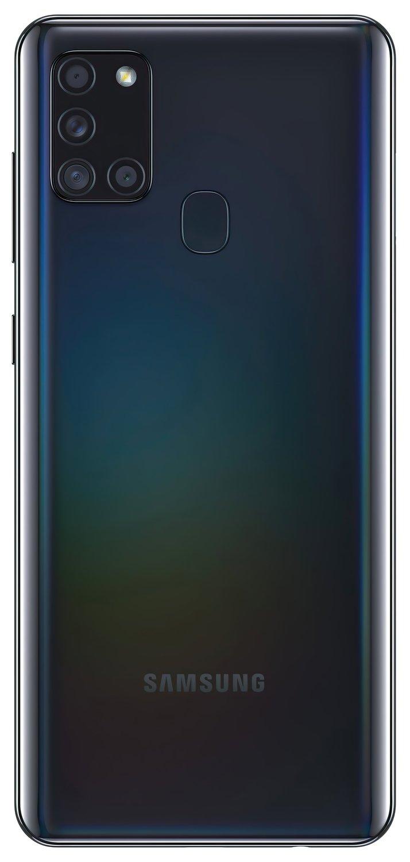 Смартфон Samsung Galaxy A21s 32Gb Black фото 5