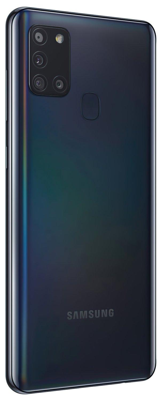 Смартфон Samsung Galaxy A21s 32Gb Black фото 6
