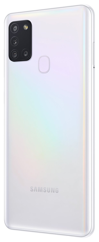 Смартфон Samsung Galaxy A21s 32Gb White фото 4