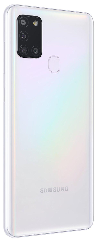Смартфон Samsung Galaxy A21s 32Gb White фото 2