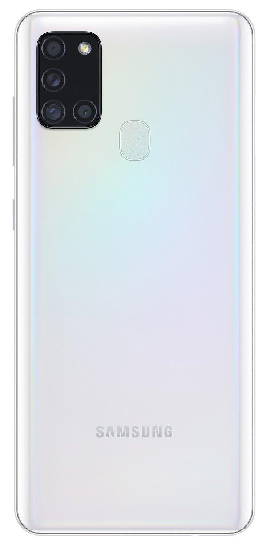 Смартфон Samsung Galaxy A21s 32Gb White фото 3