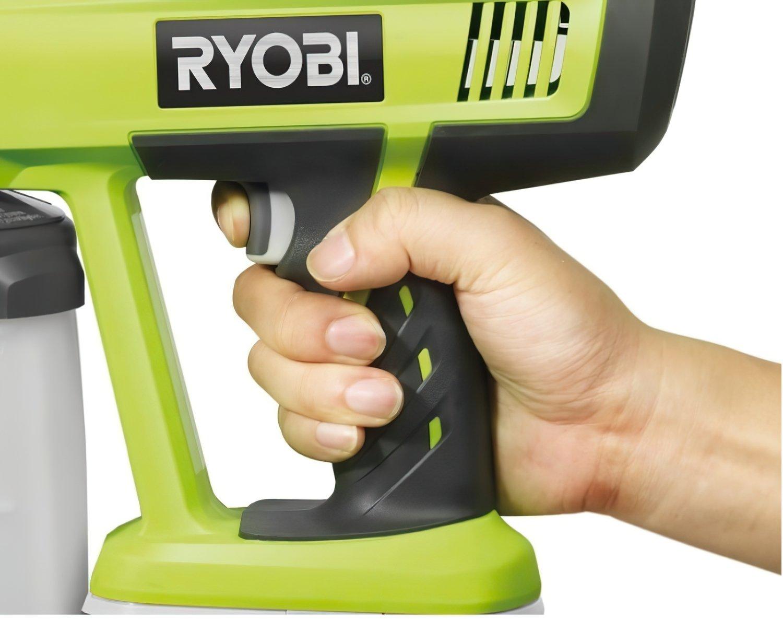 Фарбопульт електричний Ryobi ONE+P620 (без АКБ і ЗУ) фото
