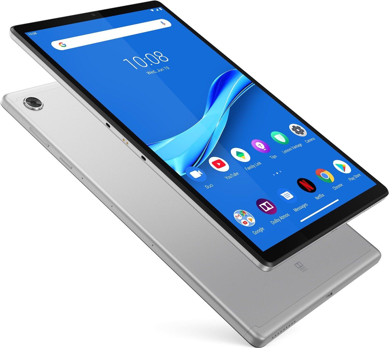 Планшет Lenovo Tab M10 Plus FHD 4/64 LTE Platinum Grey фото