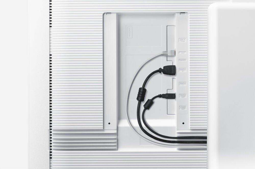 Дисплей LFD интерактивный Samsung Flip 2 WM55R (LH55WMRWBGCXCI) фото