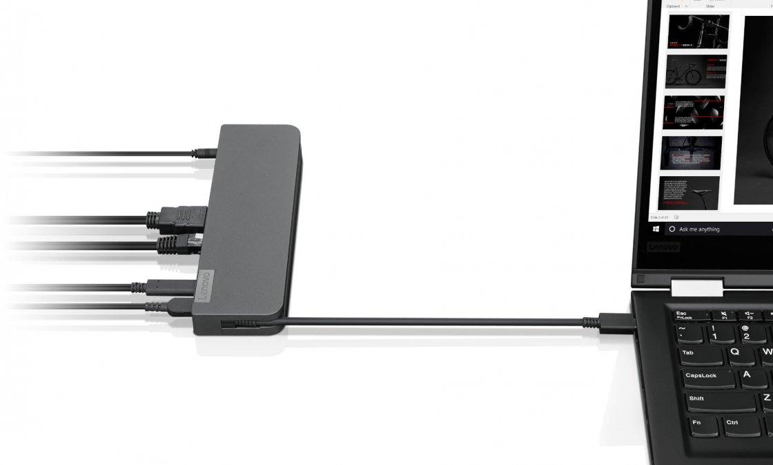 Док-станція Lenovo ThinkPad USB-C Mini Dock USB-C Mini Dock фото4