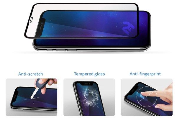 Стекло 2E для Samsung Galaxy Note 10 3D Clear фото 3