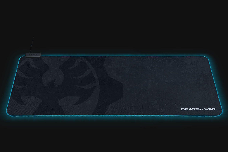Игровая поверхность Razer Goliathus Extended Chroma - Gears of War 5 Ed. фото
