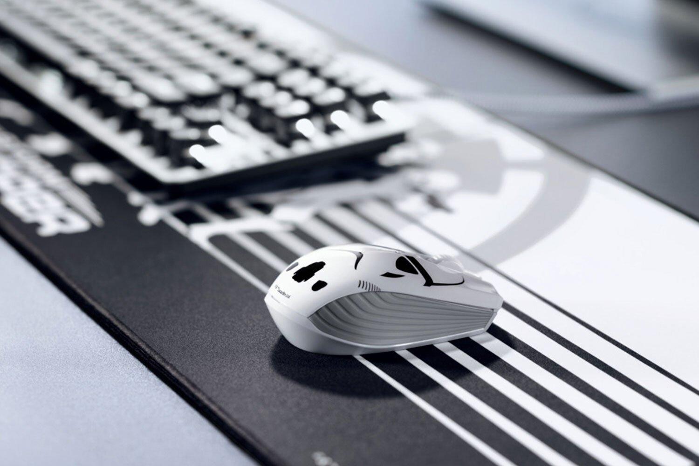 Миша ігрова Razer Atheris – Stormtrooper Ed. фото