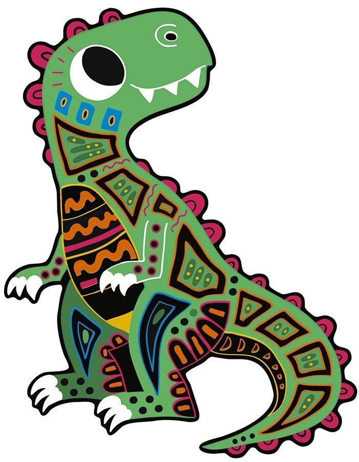 Скрейтч-карты Janod Динозавры (J07889) фото