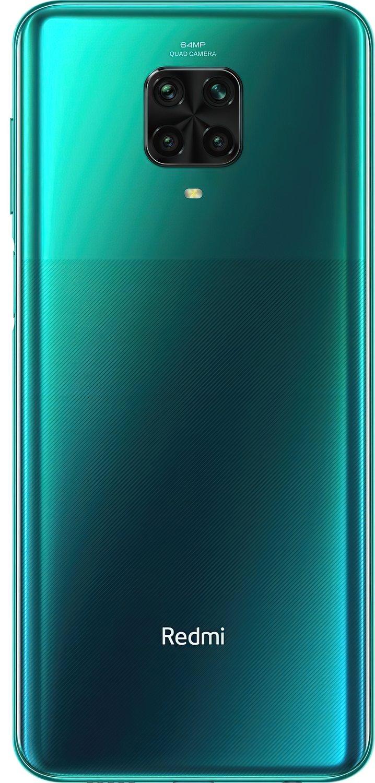 Смартфон Xiaomi Redmi Note 9 Pro 6/64GB Tropical Green фото