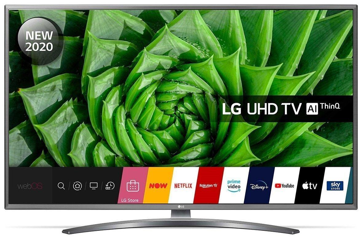 Телевізор LG 43UN81006LB фото