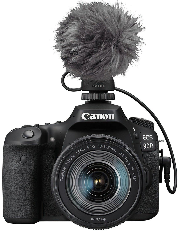 Микрофон Canon DM-E100 (4474C001) фото