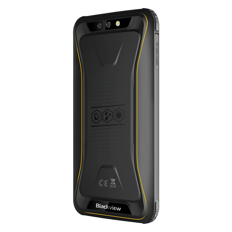 Смартфон Blackview BV5500 2/16GB Dual SIM Yellow OFFICIAL UA фото 4