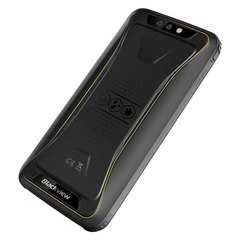 Смартфон Blackview BV5500 2/16GB Dual SIM Yellow OFFICIAL UA фото 6
