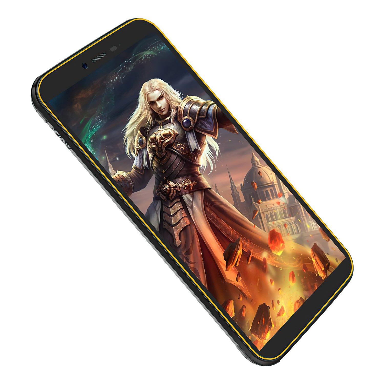 Смартфон Blackview BV5500 2/16GB Dual SIM Yellow OFFICIAL UA фото 3