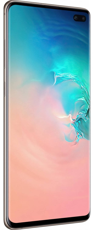 Смартфон Samsung Galaxy S10+ G975 8/128GB Dual SIM Ceramic White фото 3