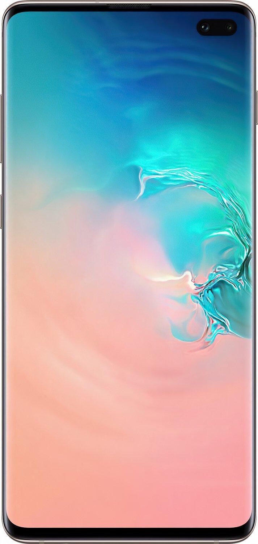 Смартфон Samsung Galaxy S10+ G975 8/128GB Dual SIM Ceramic White фото 2