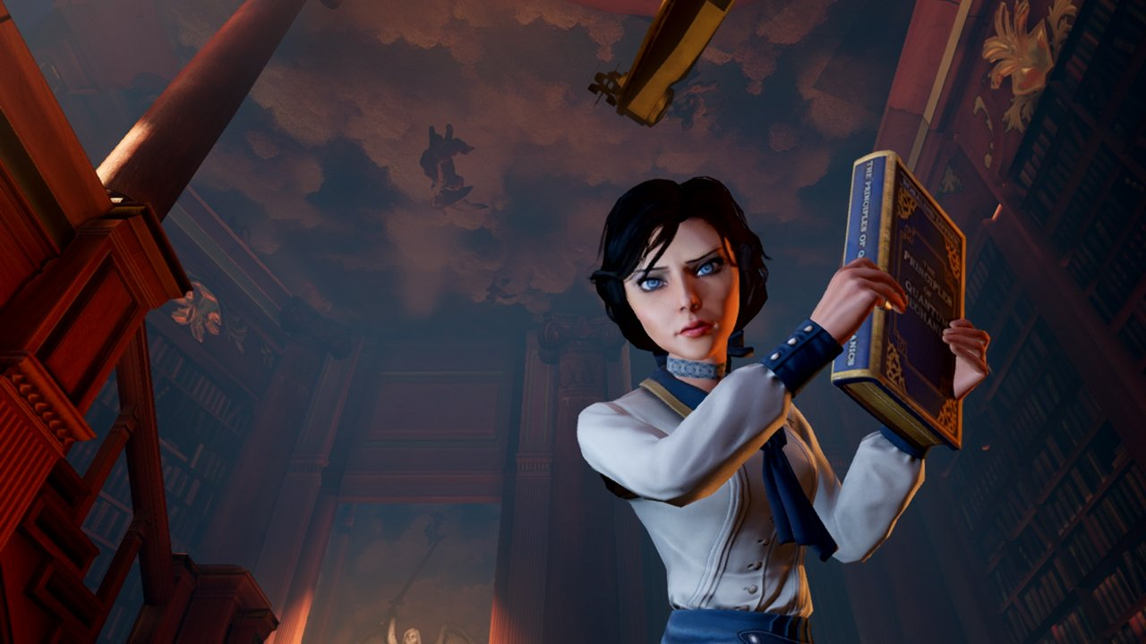 Игра BioShock: The Collection (Nintendo Switch, Английский язык) фото 2