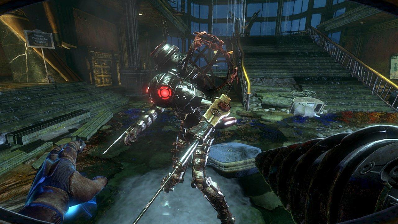 Игра BioShock: The Collection (Nintendo Switch, Английский язык) фото 6