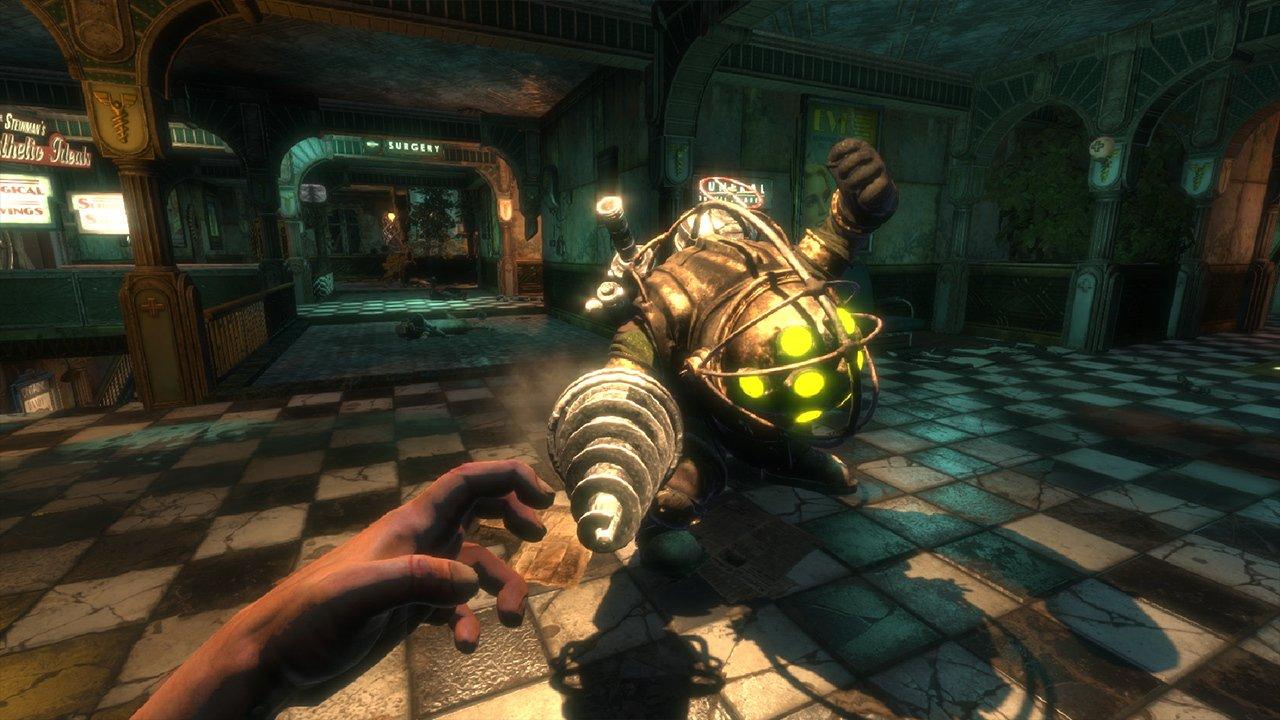 Игра BioShock: The Collection (Nintendo Switch, Английский язык) фото 7
