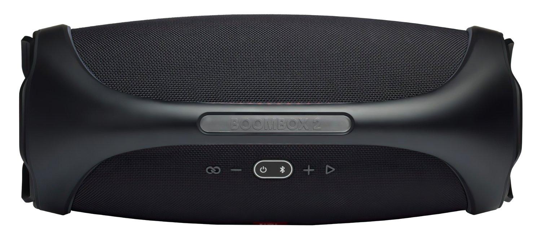 ≡ Портативна акустика JBL Boombox 2 Black (JBLBOOMBOX2BLKEU) – купити в  Києві | ціни і відгуки