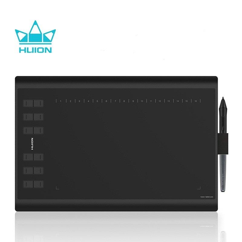 Графічний планшет Huion H1060P фото