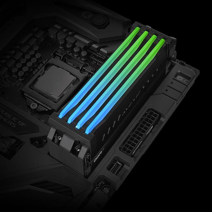 RGB-підсвічування для DDR Thermaltake S100 (CL-O021PL00SW-A) фото3