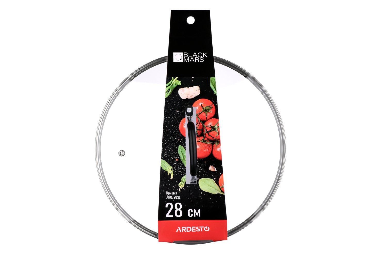 Кришка Ardesto Black Mars 28 см (AR0728SL) фото2