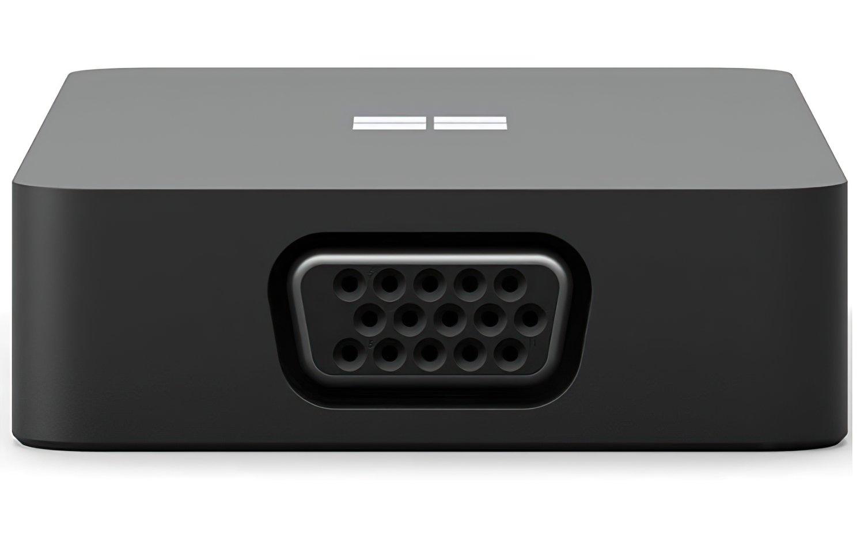 Док-станція Microsoft USB-C Travel Hub Black (SWV-00010) фото5