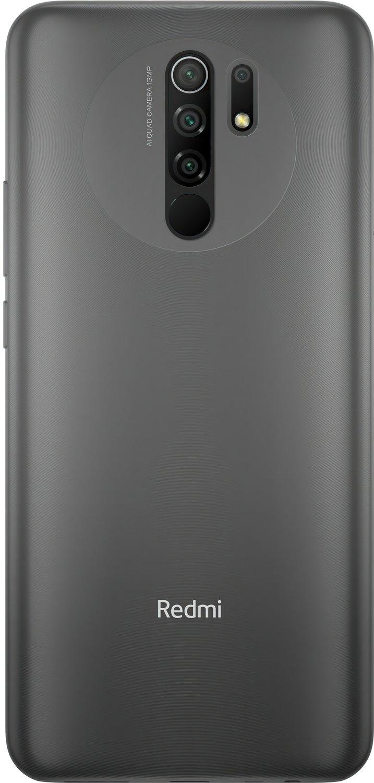 Смартфон Xiaomi Redmi 9 4/64GB Carbon Grey фото 7