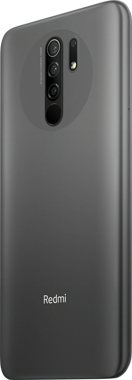 Смартфон Xiaomi Redmi 9 4/64GB Carbon Grey фото 8