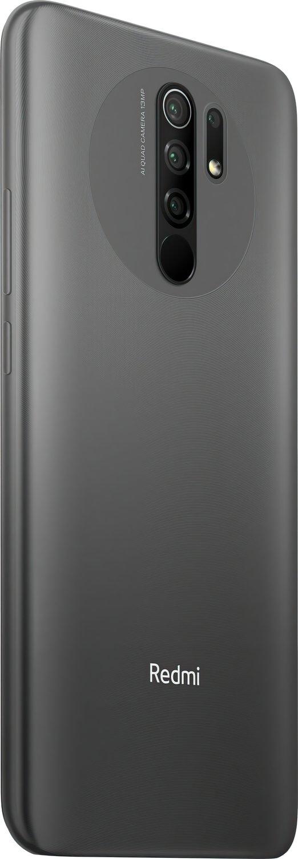 Смартфон Xiaomi Redmi 9 4/64GB Carbon Grey фото 9